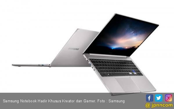 Samsung Kenalkan Notebook 7 Khusus Kreator dan Gamer - JPNN.com