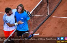 Delapan Pria Perkasa yang Masih Bertahan di Roland Garros - JPNN.com