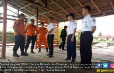 Bakamla – Basarnas Siaga Lebaran 2019 di Sambas - JPNN.com