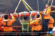 Bakamla Bersama Basarnas Evakuasi ABK yang Sakit - JPNN.com