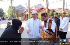Ketua MPR: Idulfitri adalah Momentum Bersatunya Kembali Hati Rakyat - JPNN.com
