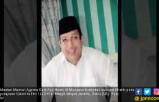 Al Munawar Ajak Umat Islam untuk Menebarkan Sikap Memaafkan - JPNN.com