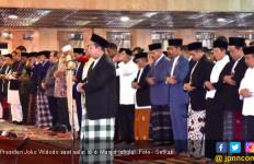 Penuh Haru...Setelah Minta Maaf, Presiden Jokowi Pamit pada Masyarakat - JPNN.com