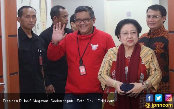 Sejumlah Pejabat Negara Sowan ke Ibu Megawati - JPNN.com