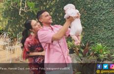 Raisa Rasakan Berkah Lebaran Bertiga - JPNN.com