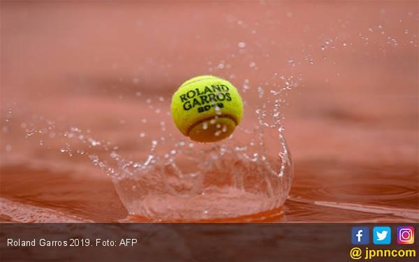 Ketiga Sejak 2000, Semua Pertandingan Roland Garros dalam Satu Hari Dibatalkan - JPNN.com