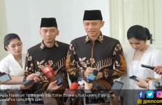 AHY Jalani Lebaran Pertama Tanpa Opor Favorit Bikinan Memo - JPNN.com