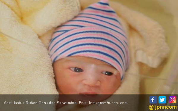 Selamat ! Ruben Onsu dan Sarwendah Dikaruniai Anak Kedua - JPNN.com