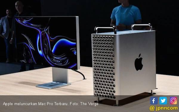 Apple Meluncurkan Mac Pro Teranyar dengan Banderol Rp 85 Juta - JPNN.com