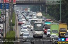 One Way Diperpanjang, Kendaraan Menuju Cikampek Keluar di Cikarang Barat - JPNN.com