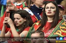 UEFA Nations League: Portugal dan Swiss yang Bertarung, Fan Inggris yang Kena Tangkap - JPNN.com