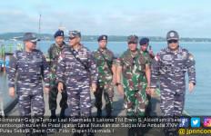Komandan Guspurla Memotivasi Prajurit di Perbatasan RI - Malaysia - JPNN.com