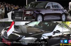 Mercedes Benz S600 vs Aurus Senat, Pak Jokowi Pilih Mobil Kepresiden yang Mana? - JPNN.com