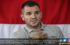 Jordania vs Indonesia, Simon: Saya Ingin Lihat Hasil Latihan - JPNN.com