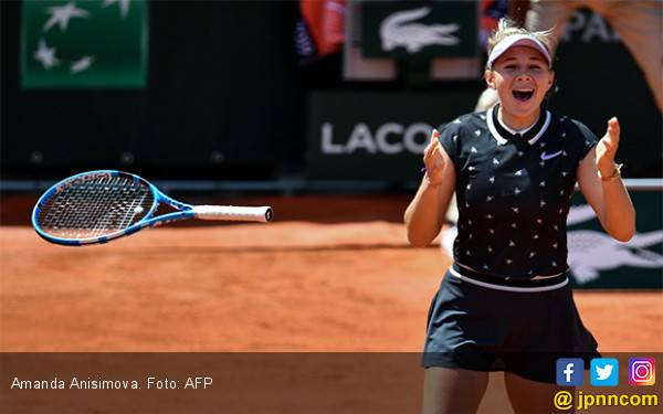 Petenis Berusia 17 Tahun Singkirkan Juara Bertahan Roland Garros - JPNN.com