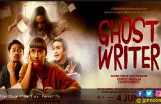 Gado-Gado Komedi, Horor, dan Drama dalam Ghost Writer - JPNN.com