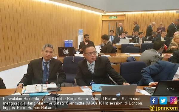 Bakamla Upayakan Penguatan Posisi Indonesia di Dunia - JPNN.com