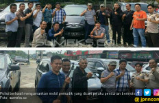 Pencuri Mobil Pemudik Berupaya Terobos Barikade Polisi - JPNN.com