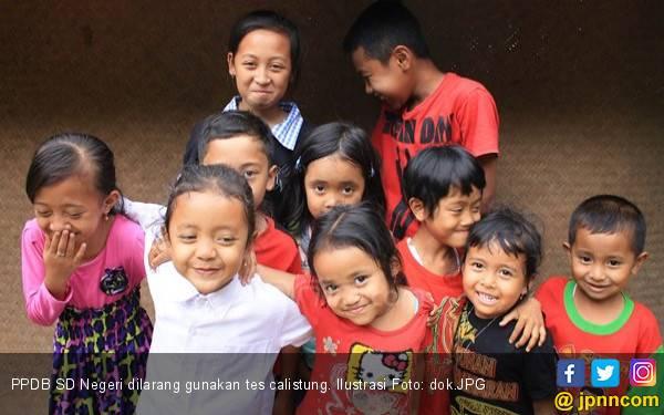 Lapor Pak Menteri, Masih Ada PPDB 2019 SD Negeri Terapkan Tes Calistung - JPNN.com
