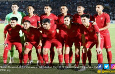 Merlion Cup 2019: Timnas Indonesia U-23 Takluk dari Thailand - JPNN.com