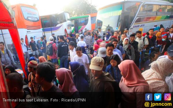 Ada Larangan Tambahan Armada Bus untuk Arus Balik - JPNN.com