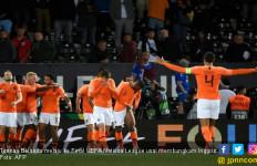 Tekuk Inggris, Belanda Hadapi Portugal di Final - JPNN.com