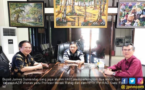 Dua Pemimpin Bertemu, Dualisme UKIT Menemui Titik Terang - JPNN.com