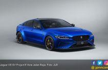 Jaguar Tetap Prioritaskan Sedan Sport Meski Pasarnya Menantang - JPNN.com