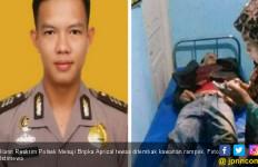Kanit Reskrim Tewas Ditembak Perampok, Kapolda Sumsel: Tangkap Pelakunya Hidup atau Mati - JPNN.com