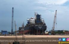 Dua Kapal Tanker Pesanan Pertamina Sejak 2014 Tak Kunjung Datang, Ada Apa? - JPNN.com