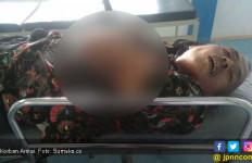 Pulang Kondangan Arivai Ditusuk Hingga Tewas - JPNN.com