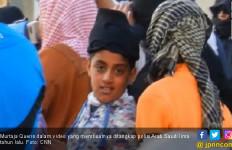 Murtaja Queris, Tahanan Politik Termuda Arab Saudi Terancam Dihukum Salib - JPNN.com
