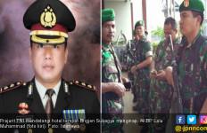Prajurit TNI Sempat Mengepung Hotel Perwira Polisi yang Menuduh Jenderal TNI Curi HP - JPNN.com