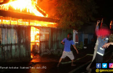 Warga Sampuabalo Membakar 87 Rumah Penduduk Desa Gunung Jaya - JPNN.com