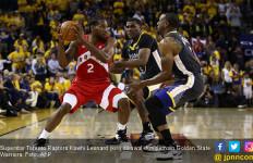 Rebut Game 4 di Kandang Warriors, Toronto Raptors Selangkah Lagi Juara NBA - JPNN.com