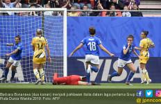 Piala Dunia Wanita 2019: Italia Kalahkan Australia Berkat Gol Dramatis di Menit 90+5 - JPNN.com
