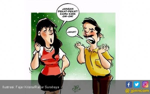 Gugat Cerai Suami demi Pria 'Ganteng' Teman Semasa SMA - JPNN.com