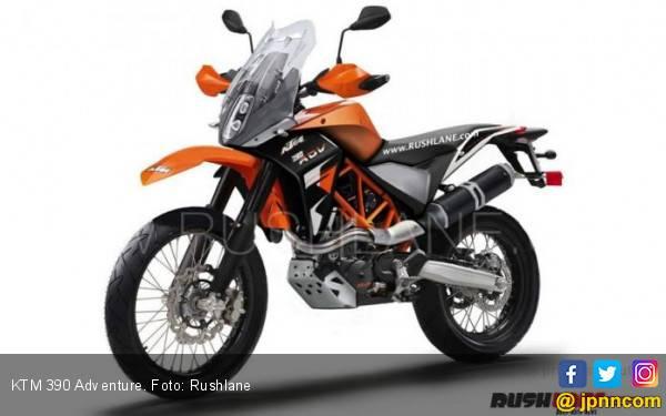 KTM 390 Adventure Segera Diproduksi, Sasar Konsumen Entry Level - JPNN.com