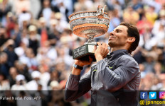 Raih Gelar Juara ke-12 di Roland Garros, Rafael Nadal Memang Kejam - JPNN.com