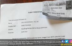 Begini Isi Surat Pernyataan Perwira Polisi yang Tuduh Jenderal TNI Curi HP - JPNN.com