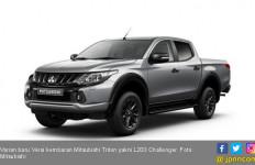 Versi Baru Kembaran Mitsubishi Triton Dibanderol Mulai Rp 443 Juta - JPNN.com