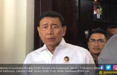 Besok, Wiranto Beberkan Dugaan Keterlibatan Tim Mawar Saat Kerusuhan 21-22 Mei - JPNN.com