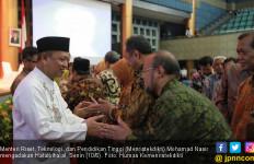 Gelar Halalbihalal, Begini Ajakan Menteri Nasir - JPNN.com