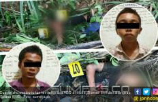 Pelaku Pembunuhan Dua ABG yang Mayatnya Dibuang ke Parit Ditangkap, Nih Tampangnya - JPNN.com