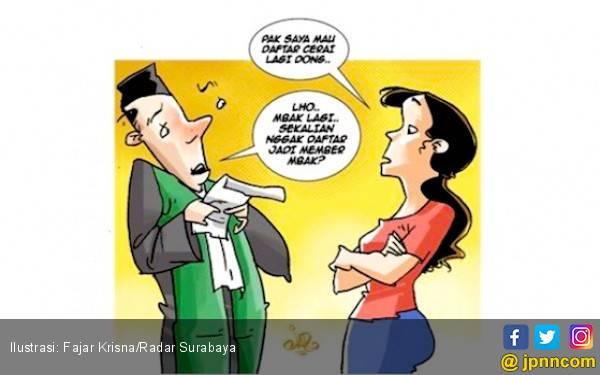 Pakai Alasan Selingkuh untuk Proses Cerai agar Lekas Menjanda - JPNN.com