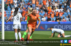 Gol Injury Time Bawa Belanda dan Kanada Kuasai Grup E Piala Dunia Wanita 2019 - JPNN.com