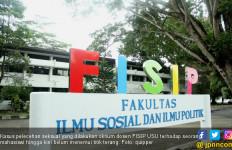 Jawaban Dekan FISIP USU soal Perkembangan Kasus Pelecehan yang Dialami Mahasiswi - JPNN.com