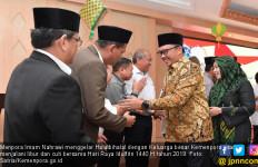 Hari Pertama Kerja, Imam Nahrawi Puas dengan Kehadiran Pegawai Kemenpora - JPNN.com