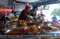 Musim Liburan, Nasi Kapau Bukittinggi Diburu Wisatawan - JPNN.com