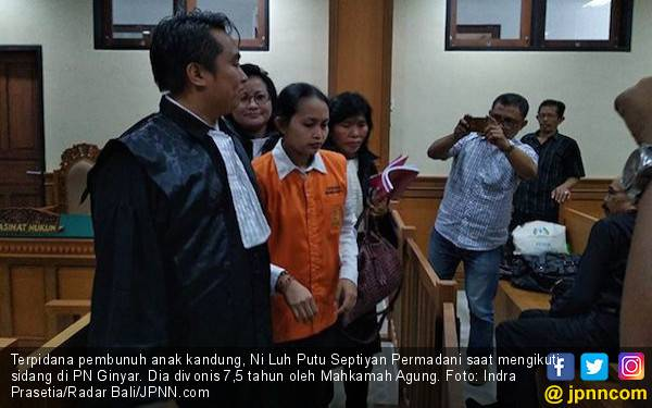 MA Memperberat Hukuman untuk Septiyan Pembunuh Tiga Anak Kandungnya - JPNN.com